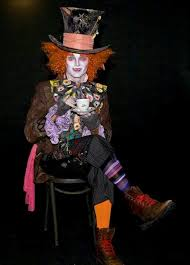 a mad hatter costume