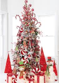 Candy Cane Theme Decorations 100 Stunning Ways to Decorate Your Living Room For Christmas Page 40