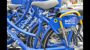 Moving the flywheel to the back of the bike gets it out of the way of dripping sweat and moisture that can. Hamilton Bike Share City Of Hamilton Ontario Canada