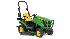 1025r Tractor Sub Compact Tractors John Deere Us