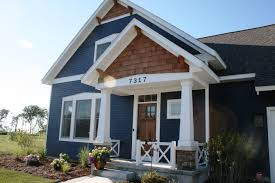Pacific Northwest Architecture Craftsman Style House..not so much the color  but the style | Houses | Pinterest | Craftsman style houses, Craftsman  style and ...