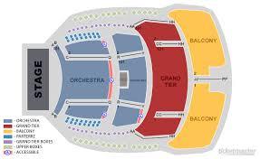 Berklee Performance Center Seating Chart Wilson Center