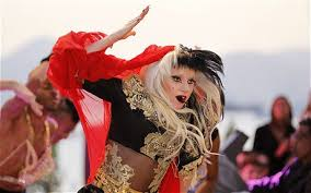 Lady Gaga Born This Way Album Outsells All Of Uk Top 10