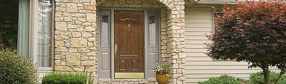 custom front doorsCustom Steel Doors  Exterior Doors Maryland  Potomac View Energy