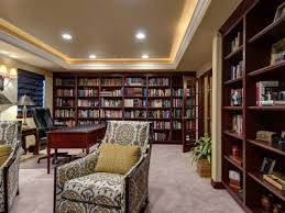 basement office design. Elegant Basement Office Alluring Home Design Ideas