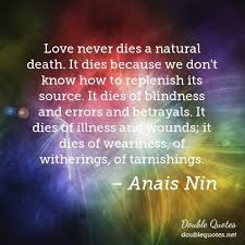 Natural Love Quotes
