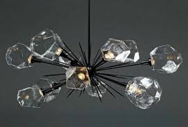 home design venetian glass pendant lights awesome starburst oval chandelier plb0039 0d artisan crafted