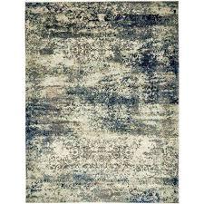 mystic navy blue 9 x 12 rug