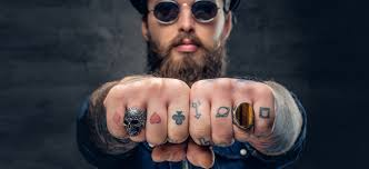 Designs can be black and white, all black, or every color of the rainbow for a beautiful watercolor affect. Read This Special Piece On Tattoos For Men Bewakoof Blog