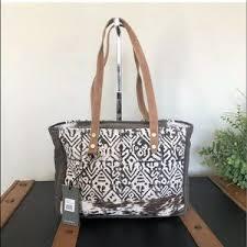 Myra Bag Bags | Myra Bag Spencer Small Upcycled Canvas Handbag | Poshmark