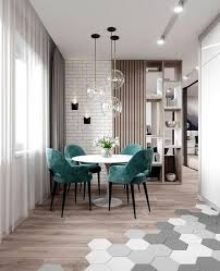 6 unique small dining room design ideas