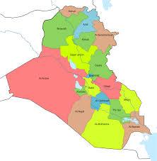 fileiraqi governoratessvg  wikimedia commons