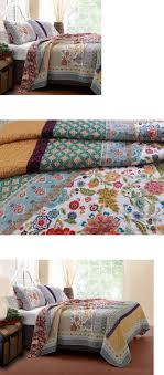gypsy style bedding junk image of boho chic designs bohemian hippie trippy diy quilt fabric