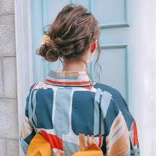最新浴衣ヘアアレンジ2019年版mamagirl ママガール
