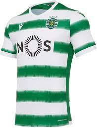 Amazon.com : Macron 2020-2021 Sporting Lisbon Authentic Home Match Football  Soccer T-Shirt Jersey : Sports & Outdoors