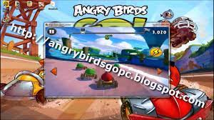PC] Angry Birds Go! [Download PC Edition] - YouTube