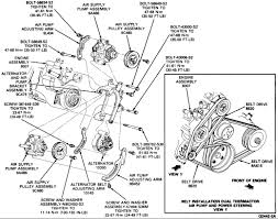 ford 460 engine belt diagram ford wiring diagrams