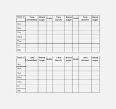 Blood Glucose Log Sheet Printable Best 43 Agile Blood Glucose Log Sheet Printable Paigehohlt