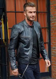 belstaff leather jacket david beckham