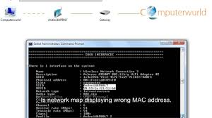 how to find unavailable Wi-Fi MAC address of android - YouTube
