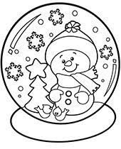 Kids love coloring our christmas trees, gingerbread men, and more. Printable Christmas Coloring Pages Topcoloringpages Net