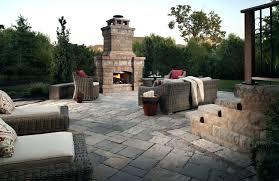 fire pit cost concrete patio