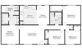 Awesome Free 4 Bedroom House Plans And Designs