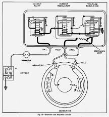 Generator alternator wiring diagram