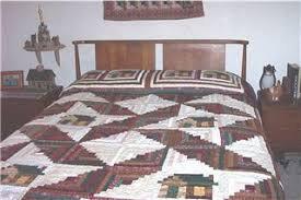 Kentucky Log Cabin Quilt | Lillian's Cupboard & I love Judy Martin's quilt designs. Even on fairly easy patterns, there's a  little something extra and interesting. Last summer her web site featured  ... Adamdwight.com