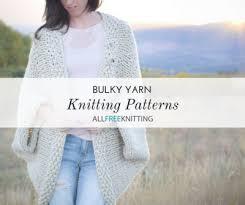 Chunky Yarn Patterns