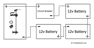 trolling motor wiring diagram diagram wiring diagrams for diy 36 volt trolling motor wire size at 36 Volt Trolling Motor Wiring Diagram