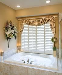 Corner Hanging Cabinet Bathroom Design Modern Window Treatments Bathrooms Rectangle