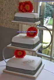 New Square Wedding Cake Stand Innovative Design Ideasa