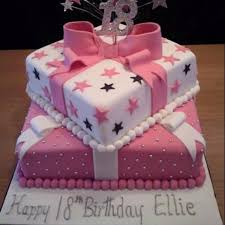 Girls 18th Birthday Cake Fc 920 Truffles Cake