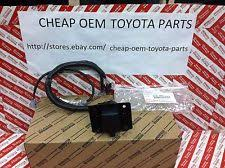 7 pin trailer harness 2005 2015 genuine oem toyota tacoma trailer 7 pin wire harness 8216904010 tow