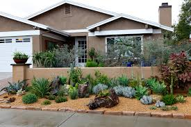 Small Picture southwestern front patio ideas Singing Gardens San Diegos