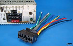 marine radio together sony car stereo wiring harness diagram sony 16pin radio wire harness car audio stereo power plug us seller sony marine stereo wiring diagram