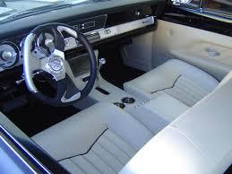 barracuda custom interior