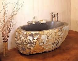 cromatic stone bathtub