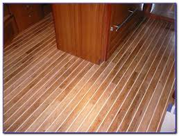 simulated teak flooring for boats