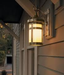 Craftsman style lighting Mission Style Craftsman Style Component Simple Lighting Craftsmanstyle Lighting Is First And Foremost About Function But Its Strong Geometric Lines Also Add Visual Pinterest 480 Best Lighting Images In 2019 Exterior Lighting Gardens Lights