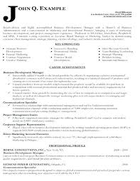 Types Of Resumes Samples Professional Marketing Resume Business