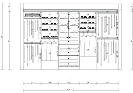 walk in closet dimensions. Closet Design Dimensions Standard Guide Walk In C
