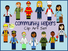 31+ Community Helpers Clipart | ClipartLook