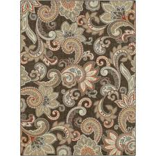 image is loading better homes and gardens paisley berber printed area