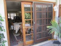 wood sliding screen door hardware