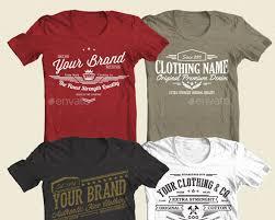 shirt design templates 35 retro vintage t shirt design templates 2018 pixel curse