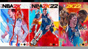 NBA 2K22 Arrives in September ...