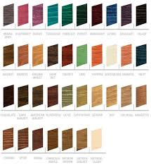 Saman Water Based Stain Color Chart Butcher Block Oil And Conditioner In 2019 Butcher Block