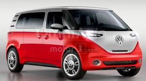 Nuovo Autobus Vw: Vw bulli concept is new take on the microbus ...